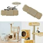 Cat Scratching Post Sisal Rope for Cat Tree and Tower  DIY desk foot stool chai