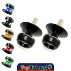 8mm Swingarm Spools Slider For Triumph Thruxton Daytona Street Triple 675 R $18.79 USD on eBay