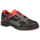 Dexter Mens The 9 HT Black Red Grey Bowling Shoes