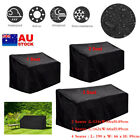 Outdoor Garden Patio Furniture Covers Waterproof Lounge Snow Chair Dust Cover Au