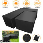 Waterproof Sofa Cover Garden Patio Furniture Covers Table Cube Outdoor Covers Uk