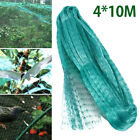Solid Anti Bird Netting Mesh Net Crop Seed Flower Veg Protection Fruit Tree C