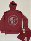 Versace Mens Sweat Suit Brand New With Tags Free Shipping
