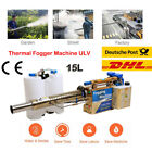 Thermal Fogger Machine ULV Portable Farm Industrial Disinfection Sprayer 15L