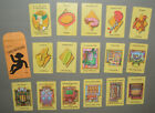 replacement parts - CLUE the Simpsons edition - YOU PICK pawn, cards, notebook
