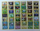 Neo Discovery Pokemon Card /75 NM - Buy2 Get1 Free Rare Uncommon Common Trainer