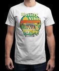 Mystery Vibe Summer Trip Scooby-Doo Vintage Travel Friends Funny White T-Shirt image