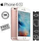 Apple iPhone 6s 16GB 32GB 64GB Space Grey Silver Gold Unlocked Smartphone + Gift