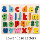 FixedPricewooden alphabet number puzzle board toddler educational early learning toys