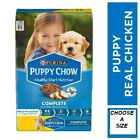 Purina Puppy Chow High Protein Dry Puppy Food, Complete With Real Chicken