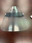Safety Face Shield Clear Reusable & Washable Faceshield Face Mask Anti-Splash