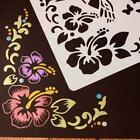 Beauty Animal Reusable Face Paint Stencil Body Tattoo Template Painting Q4j0