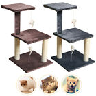 70cm Kitten Cat Tree Scratching Post Playing Activity Centre Bed Toy Scratcher