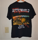 FINAL PRICE Travis Scott Astroworld Tour Merch 2019  Reprint T Shirt Men S-5XL image
