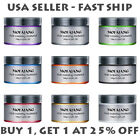 Unisex DIY Temporary Hair Color Wax Paste Dye Cream in 9 Colors - Mofajang