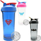Blender Bottle Pro Series 28 oz. DC Comics Shaker Mixer Cup with Loop Top