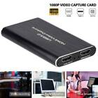 Hdmi Video Capture Card Screen Record Usb 3.0 1080p Game Hd Video Capture Card
