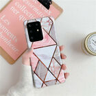 Marble Case Cover For Samsung Galaxy Note 20 S10 Plus S9 S8 S20 S20 PLUS/ULTRA
