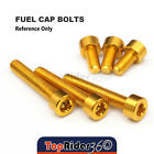 Billet Fuel Tank Cap Bolts For Triumph Sprint GT Street Triple 675 / R 2014-2017 $13.95 USD on eBay