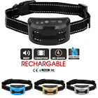'Waterproof Anti Bark Dog Collar Stop Barking Sound&vibration Rechargeable S/m/l