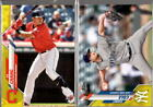 2020 Topps Series 2 Walgreen Yellow Parallel #351-525 - You Pick From A List