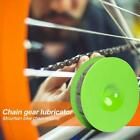 Bike Chain Gear Oiler Roller Bicycle Chain Washer Cleaner Tool New