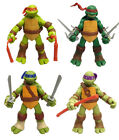 4/6PCS 5''/4.5' Teenage Mutant Ninja Turtles Classic Collection TMNT Figures Toy