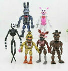 Kyпить 6PCS/Set FNAF Five Nights at Freddy's Action Figures 6in. Party Toy Gifts Boy US на еВаy.соm