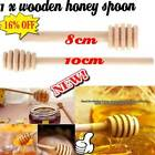 Honey Wooden Spoon Pot 8/10cm Wooden Honey Stick Easy To Use
