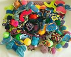 Pet Dog Puppy Toys Bulk Pack Assorted Mixed Bundle Rope Squeaky Ball Rubber Toys