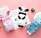 Panda Pencil Case Quality PU School Supplies Stationery Gift Office Storage Tool