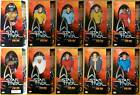 "STAR TREK U CHOOSE 12"" SPOCK McCOY SULU CHEKOV UHURA SCOTT PIKE GORN ANDORIAN on eBay"