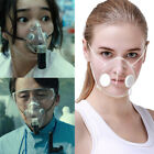 Transparent Mask Face Mouth Cover With Filters Masks Anti-droplets Us Reusable