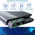 Fan For PS4 Game Accessories Play Station 4 Host Cooling Fan Cooler External New