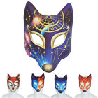 Masquerade Scary Fox Full Face Cover Halloween Cosplay Prop Party Decor Cover