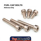 Billet Fuel Tank Cap Bolts For Triumph Speed Four 02-06 Speed Triple 955i $15.5 USD on eBay
