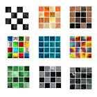 Kitchen Mosaic Wallpaper Diy Home Decor Wall Stickers Tile Stickers