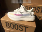 Mens / Women Shoes 1Yeezy350 Breathable Trainers Athletic Lace Up Casual Sneaker