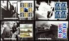 Choose ONE OR MORE MNH DX32 LETTERS BY NIGHT Prestige Booklet  Individual Pane