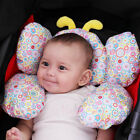 Baby Care Portable Baby Pillow Cute Newborn Anti-rollover Pillow 6T