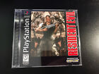 Resident Evil PS1 Reproduction Case NO DISC