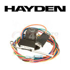 Hayden Cooling Fan Controller for 2001-2004 Pontiac Aztek 3.4L V6 - Engine rg