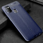 Litchi leather Phone case for Samsung Galaxy M31/M01/M80S/M60S/M40S/M30S Cover