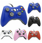 USB Wired Xbox 360 Controller Shaped Game Controller Gamepad For PC Windows