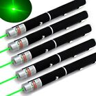 900Mile Green Laser Pointer Pen Teaching Portable Visible Beam AAA Lazer Cat Toy