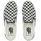 Vans CLASSIC Classic Sneakers Slip On Plimsolls Trainers Skate Shoes All Size UK