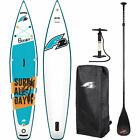 F2 Inflatable Ocean Kids Tour Stand Up Paddleboard SUP I-SUP Paddelboard Board