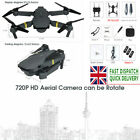 Eachine E58 2.4G RC Drone FPV Wifi 720/1080P HD Camera Quadcopter+3 Batteries