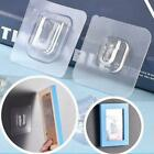 10pcs Double-sided Adhesive Wall Hooks Super Strong Self Adhesive Hot