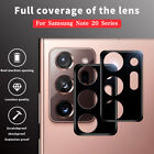 For Samsung Note 20 /20 Ultra Metal Tempered Glass Camera Lens Screen Protector
